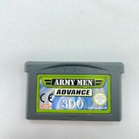 Army Men Advance Nintendo Gameboy Advance GBA Cartridge Only Great Condition