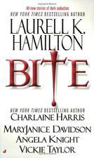 Bite by Laurell K. Hamilton, Charlaine Harris, MaryJanice Davidson, Angela Knigh