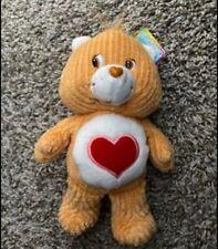 care bear plush tenderheart new