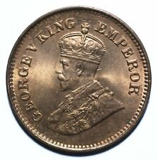 1932 India - British Half 1/2 Pice - George V - Lot 788