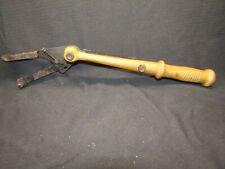 Vtg Remington Cartridge Hand Trap Skeet Thrower Clay Pigeon. L737