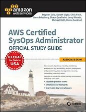 AWS Certified SysOps Administrator Official Study Guide by Stephen Cole & Gareth