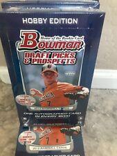 2012 Bowman Draft Factory Sealed Baseball Hobby Box   Bryce HARPER RC AUTOS