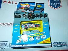 HOT WHEELS - CYBER RACERS ~ KYLE PETTY ~ #44 HOT WHEELS ~ GRAND PRIX ~ 1/64