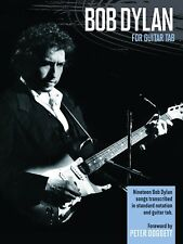 BOB DYLAN FOR GUITAR TAB SHEET MUSIC SONG BOOK