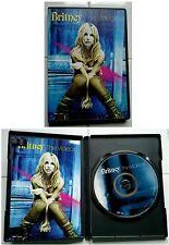 BRITNEY SPEARS DVD THE VIDEOS