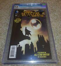 Detective Comics #27 CGC 9.8