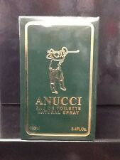 Anucci Cologne by Anucci, 3.4 oz EDT Spray for Men NEW IN BOX