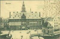 Ansichtskarte Emden Rathaus 1909  (Nr.972)