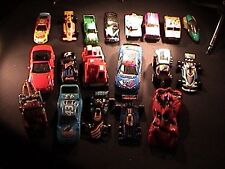 Great Lot of 20 mixed vehicles by different makers  201-219 see list for details