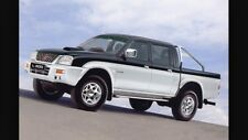 97-05 Mitsubishi L200 Workshop Manual