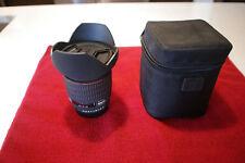 Mint+ Sigma 20mm F1.8 EX DG ASP RF lens for Pentax, super rare