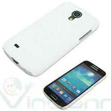 Pellicola+Custodia back cover BIANCA rigida per Samsung Galaxy S4 Mini i9195
