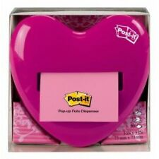 Dispensador 3M Notas Pop-up Post-it ® Forma Corazón + Notas z  de regalo