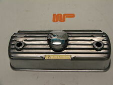 CLASSIC MINI - WOOD & PICKETT SLANTED ALLOY ROCKER COVER - WPA9008X