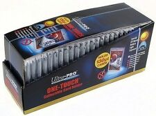 Ultra Pro 1 One Touch Magnetic Card Holders ~ 130pt 1 Box ( 25 )