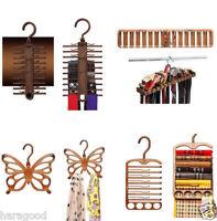 Hanger Rack Holder Closet Organizer Storage Belt Necktie Scarf Muffler Tie KOREA