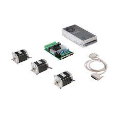 3 Axis Nema 23 Stepper Motor 270 Ozin Dual Shaftamp3 Axis Board Tb6560 Cnc Router
