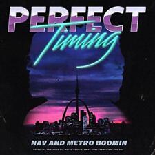 NAV Metro Boomin - Perfect Timing (NEW CD)
