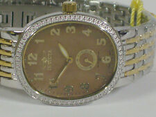 Invicta 4768 Women's Two-Tone Brown Mother of Pearl Watch