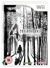 Wii & Wii U - Resident Evil 4 **New & Sealed** Official UK Stock