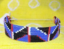 African Maasai necklace choker Masai Massai tribal boho ethnic jnmc326