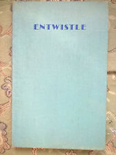 1957  ALLOY STEEL PRODUCTS ENTWISTLE OF OLDHAM - PRODUCTS BOOK