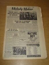 MELODY MAKER 1948 JULY 3 GERALDO DUKE ELLINGTON GEORGE CROW CHURCHILLS CLUB +