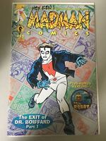 Madman Comics (1994 Dark Horse) #12 Signed by Mike Allred NM Near Mint