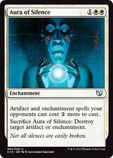 Aura di Silenzio - Aura of Silence MTG MAGIC C15 Commander 2015 Eng/Ita