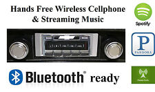 1969-1972 Chevelle Malibu AM FM Bluetooth & New 300 watt Stereo Radio iPod, USB