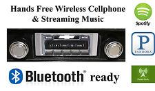 1969-1972 Chevelle Malibu AM FM Bluetooth & New 300 watt Stereo Radio iPod, USB