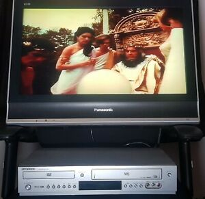 SAMSUNG DVD-V6000 Combo DVD Player & VHS Video Recorder and Player 6 heads