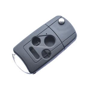 For Honda Accord Civic CRV 3+1 Button Folding Flip Key Shell Remote Case Fob