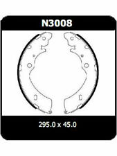 Protex Brake Shoes FOR HOLDEN RODEO RA (N3008)