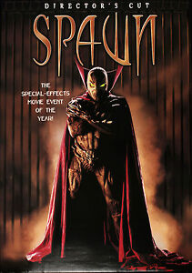SPAWN Vintage Movie Giant Poster - A0 A1 A2 A3 A4 Sizes