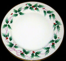 Mikasa Christmas Holly * CHOP PLATE / ROUND PLATTER * Excellent!