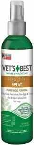 Flea and Tick Home Spray Flea Treatment for Dogs 8 OZ