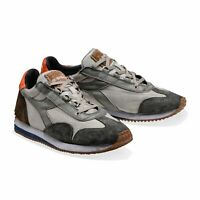 Diadora Heritage Scarpa Sneaker Unisex EQUIPE H DIRTY STONE WASH EVO High Rise