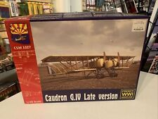 1/48 Copper State Models #CSM1027 Caudron G.IV Late Version