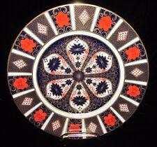 "Royal Crown Derby OLD IMARI DINNER PLATE 1128 Round Backstamp 10 5/8"" Excellent!"