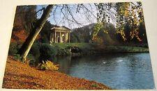 England Stourhead Landscape Garden Flora Temple NT - posted 1995