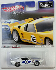HOTWHEELS RACING 2012 ROAD RACERS ROADRCR REAL RIDERS CHAPARRAL CAMARO #1