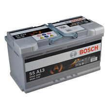 Bosch S5 A13 AGM VRLA Start-Stop Starterbatterie 95Ah Autobatterie *NEU*
