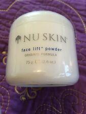 Nu Skin Face Lift Powder Original Formula New Sealed 75g (2.6 Oz)
