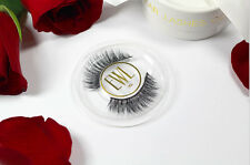 ISIS - Genuine Mink False Eyelashes - Cruelty-free - long-lasting 25x wears!