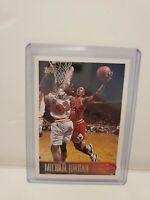 96-97 TOPPS MICHAEL JORDAN #139, Chicago Bulls