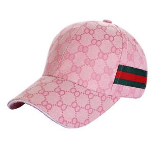 Mens Adjustable Strap Back Fine Embroidery Animal Baseball Golf Hats Cap Unisex