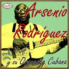 ARSENIO RODRIGUEZ CD Vintage Perlas Cubanas #221 / El Dolorsito De Mi China ....