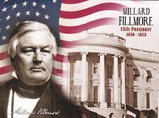 "*Postcard-""President Millard Fillmore""  -13th U.S. President- From 1850-1853-"